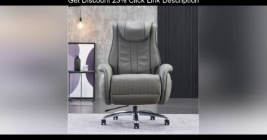 Review Boss chair household electric reclining computer chair office massage chair comfortable busi