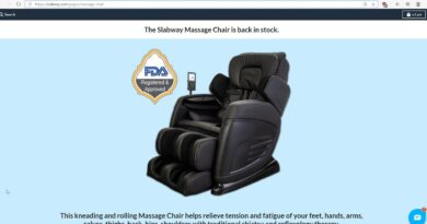 Slabway Massage Chair Reviews (are slabway massage chairs good?)