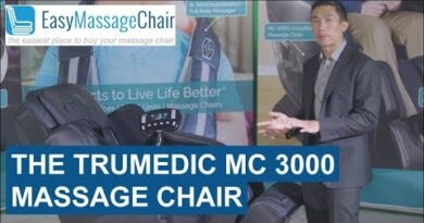 TruMedic MC 3000 Massage Chair