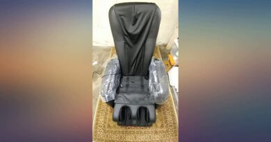 Slabway Shiatsu Massage Chair Built-in Heat and Air Massage System – Zero Gravity review