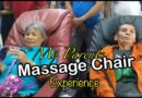 My Parents Massage Chair Experience by MitchCelmar TV