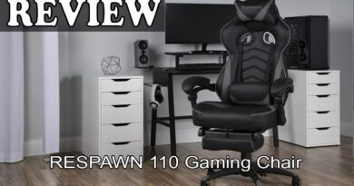 RESPAWN 110 Gaming Chair – Review 2021
