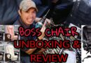 UNBOXING | REVIEW BOSS CHAIR w/ MASSAGE  2021
