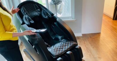 Massage Chair Review.