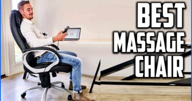 Top 5 Best Massage Chair in 2020 Reviews