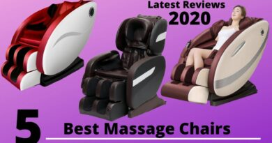 Top 5 Best Massage Chair 2020   Best Selling Massage Chair Latest Review