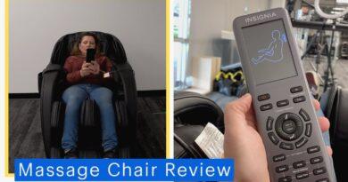 Insignia Zero Gravity Massage Chair Review