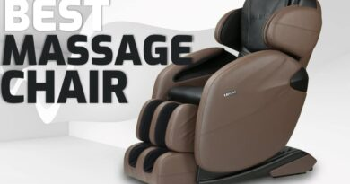 10 BEST MASSAGE CHAIRS 2021 (Buyers Guide And Reviews)