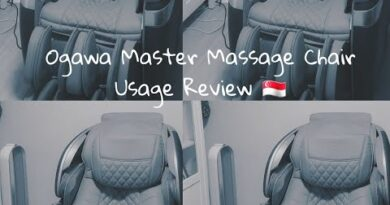 Review of Ogawa Master Massage Chair