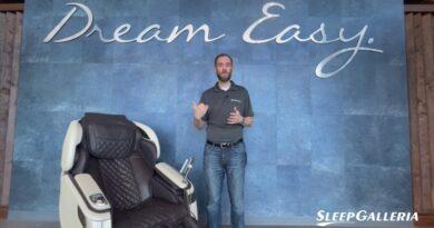 Cozzia Qi SE CZ-710 4D Massage Chair Review