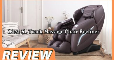iRest SL Track Massage Chair, Recliner Full Body Massage Chair – Review 2020