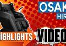 Osaki OS Hiro LT Massage Chair (ZERO GRAVITY SPACE SAVER)