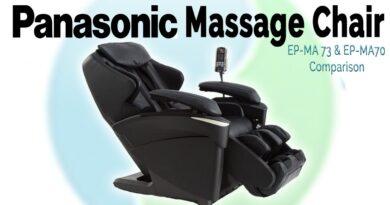 Panasonic EP MA 73 vs EP MA 70 Review – Massage Chair Planet