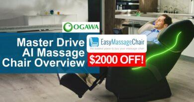 Ogawa Master Drive AI Massage Chair