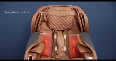 Naipo Massage Chair MGC-A350 (English)