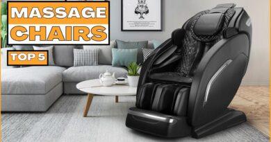 Top 5 Best Massage Chairs Of 2021 | Full Body | Zero Gravity Massage Chair | Best Prices