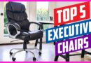 Top 5 Best Executive Office Chairs Review In 2021