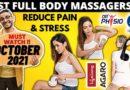 5 Best full body massager machine | best full body massage machine in India 2021